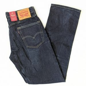 NWT Levi's men's 514 jeans sz 31x32